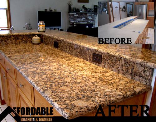 Coffeebrown Granitecountertops Nh Quality Granite Countertops Nh