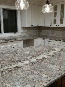 ganache granite-ktichen
