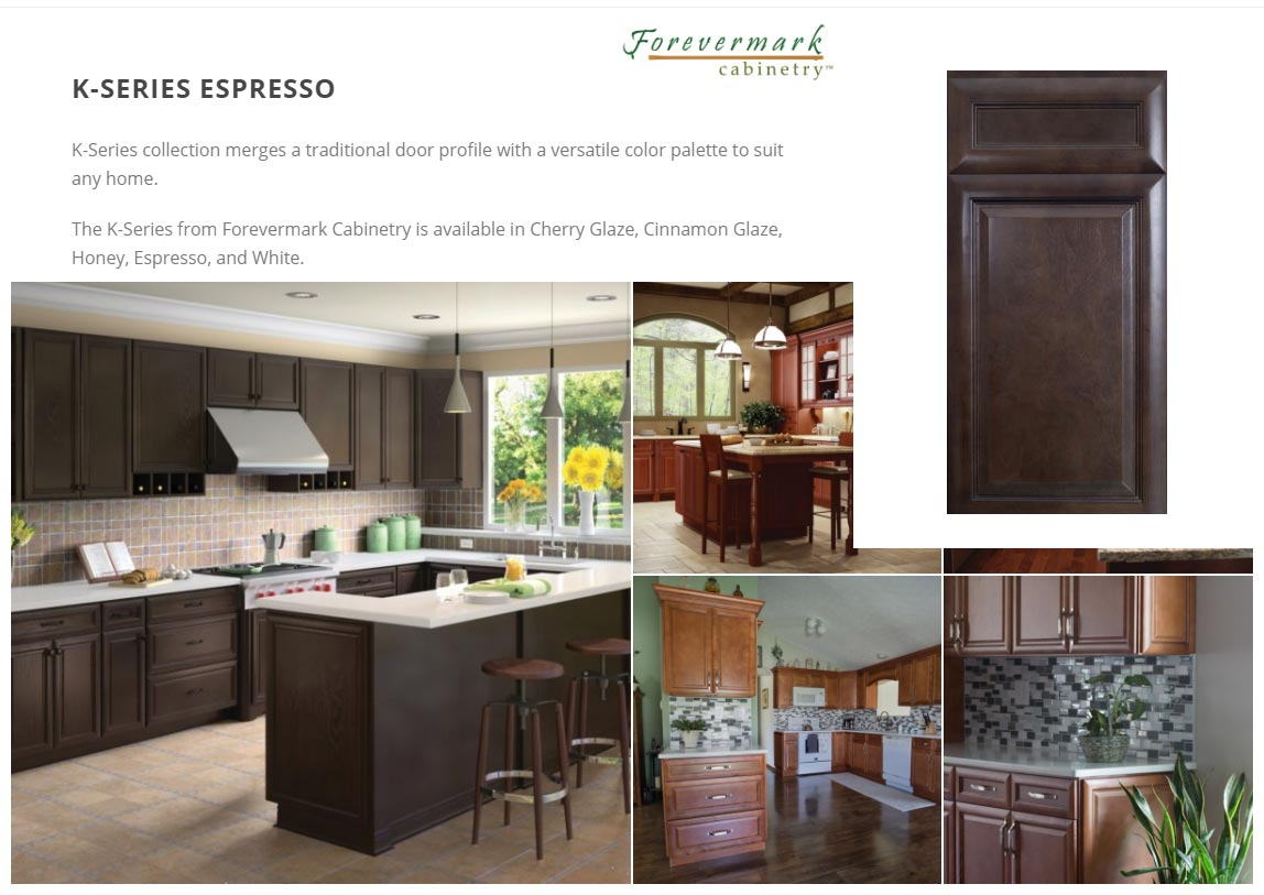 NH Kitchen Cabinets Forevermark
