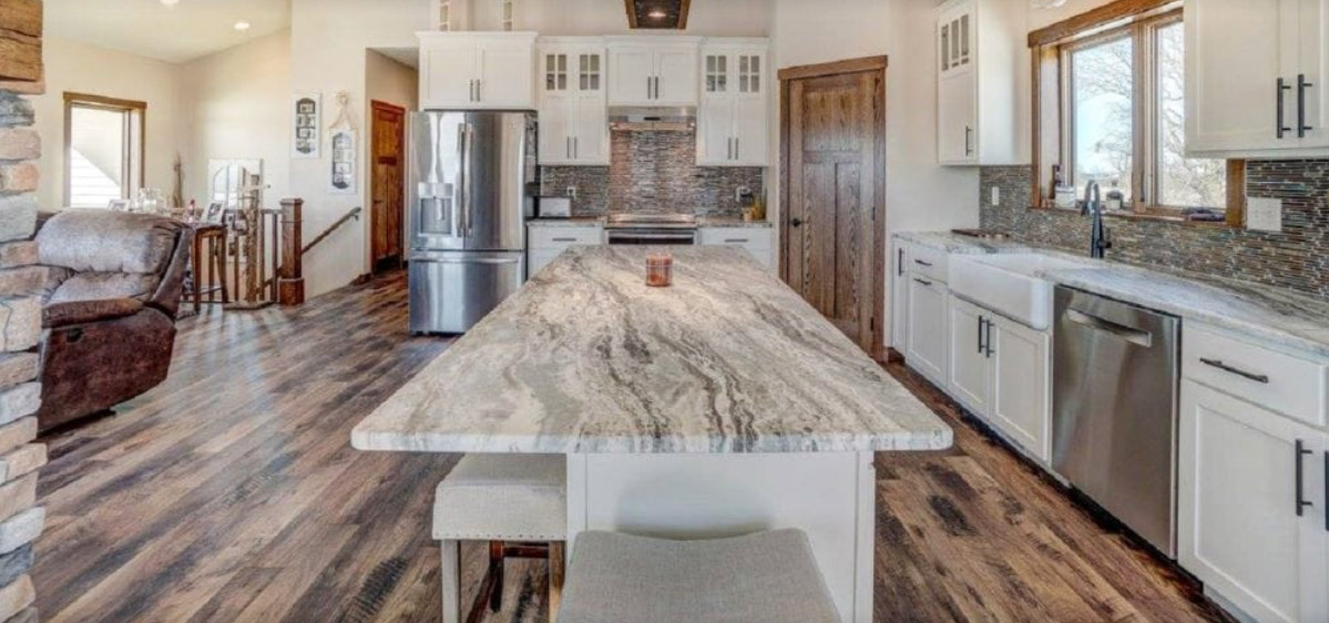 Hard Marble Countertops
